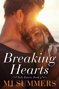 Breaking Hearts - EBook 1333 x 2000
