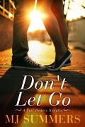 Don't Let Go - EBook 1333 x 2000
